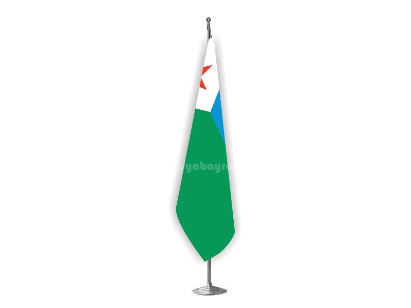 Cibuti Makam Bayrağı