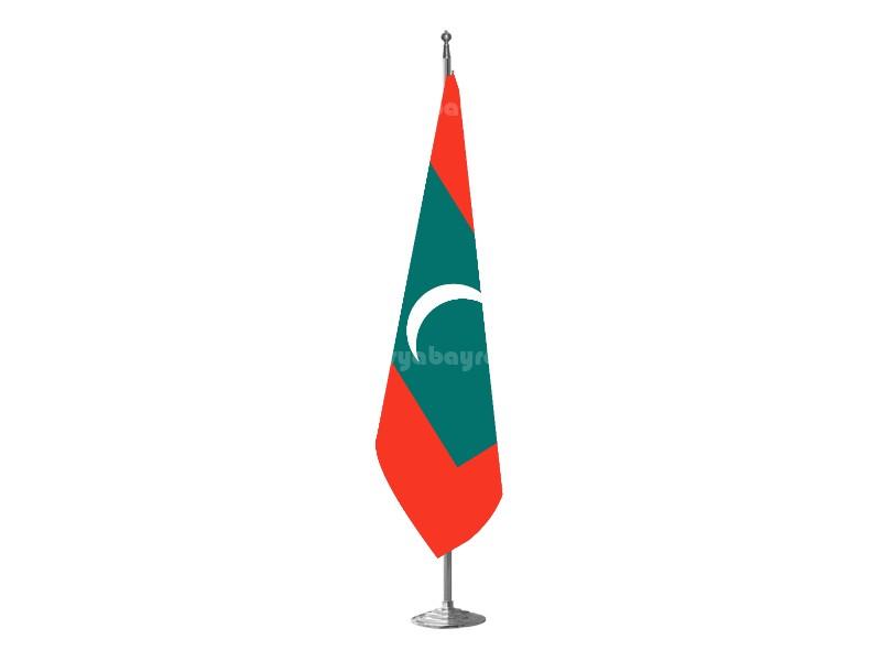 Maldivler Makam Bayrağı