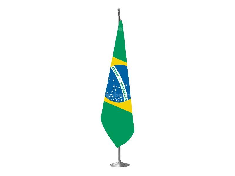 Brezilya Makam Bayrağı