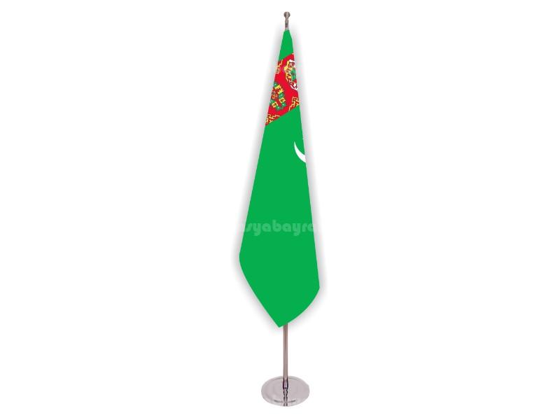 Türkmenistan Makam Bayrağı