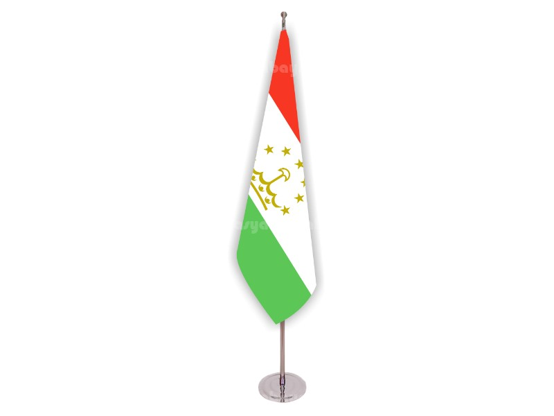 Tacikistan Makam Bayrağı