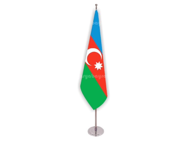 Azerbaycan Makam Bayrağı