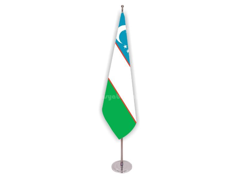 Özbekistan Makam Bayrağı