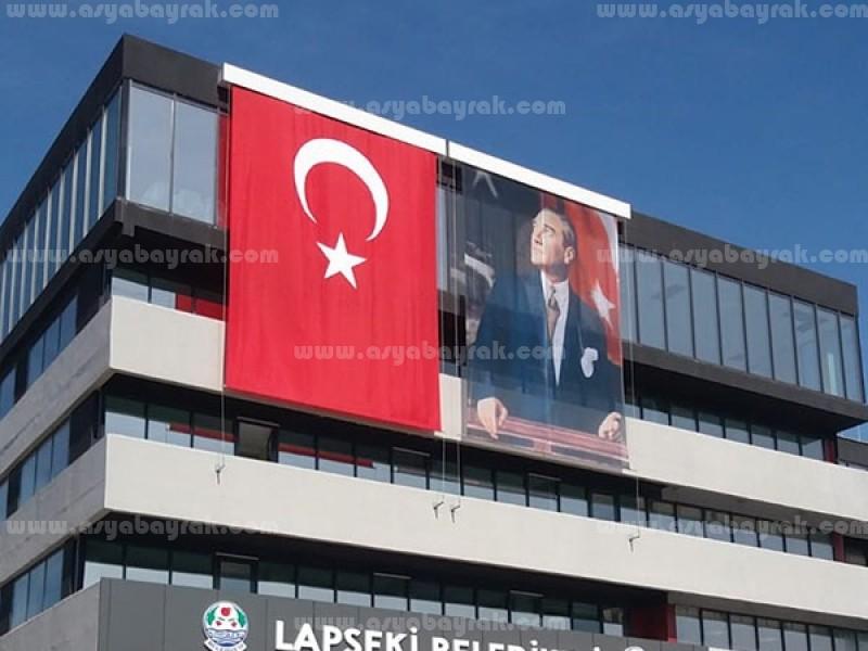 Türk Bayrak Modelleri