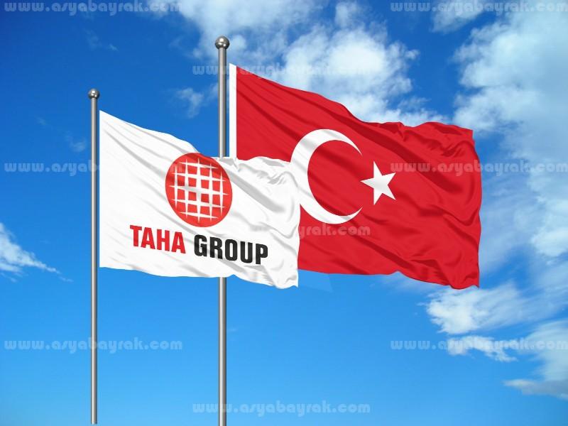 Taha Group Gönder Bayrak