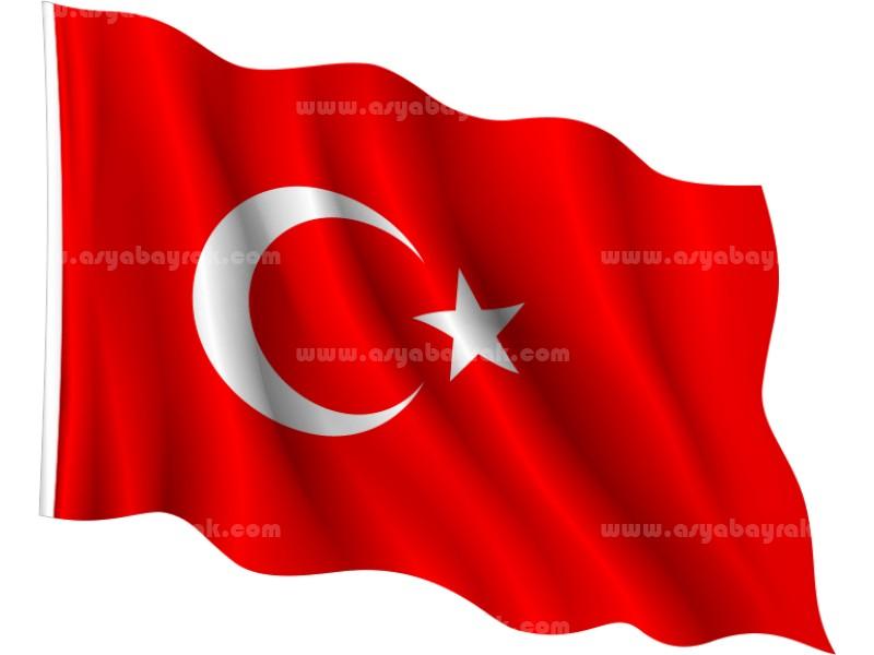 120x180 Cm Türk Bayrağı