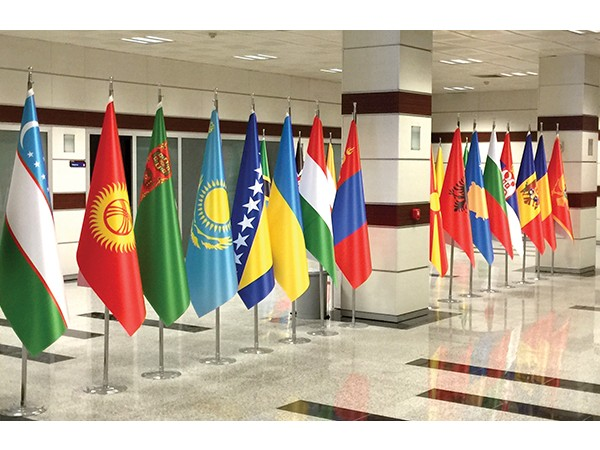 Ülke Makam Bayrakları