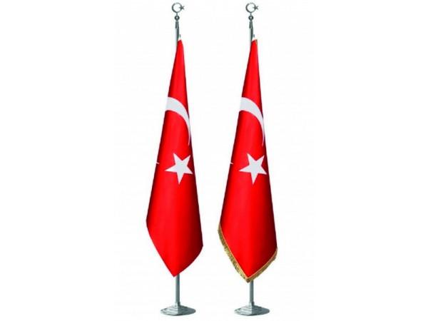 Türk Logolu Bayrak