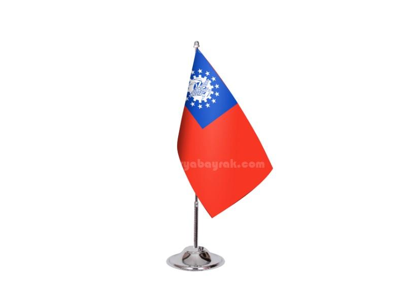 Birmanya Masa Bayrağı