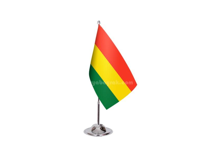 Bolivya Masa Bayrağı