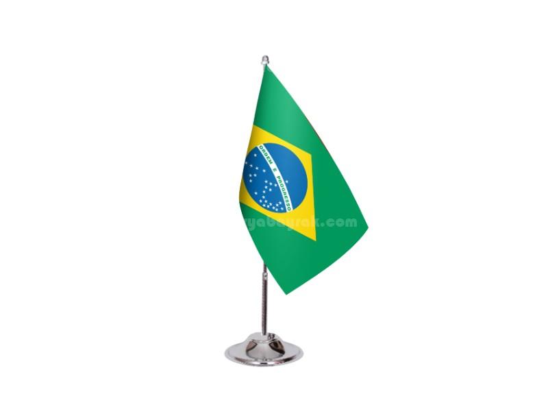 Brezilya Masa Bayrağı