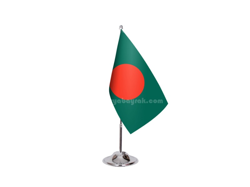 Bangladeş Masa Bayrağı