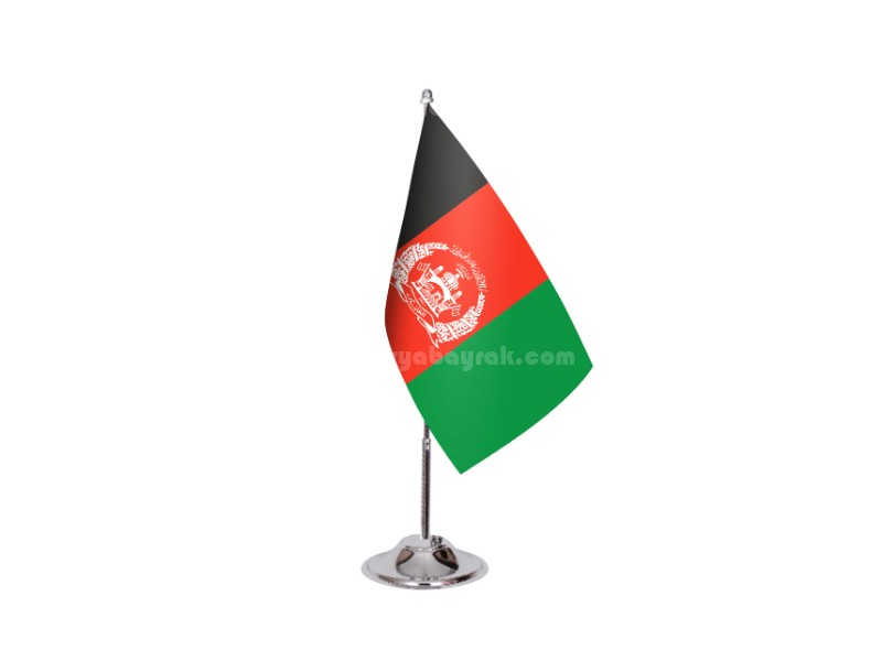 Afganistan Masa Bayrağı