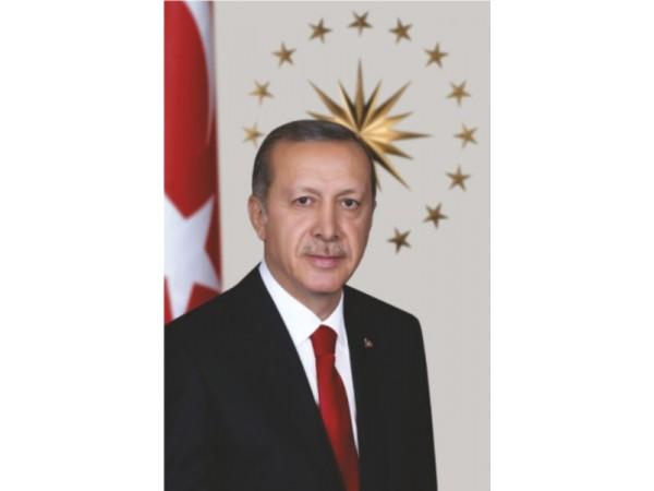 Cumhurbaşkanı Erdoğan Posteri