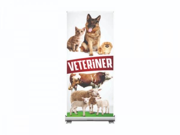 Veteriner Temalı Logo