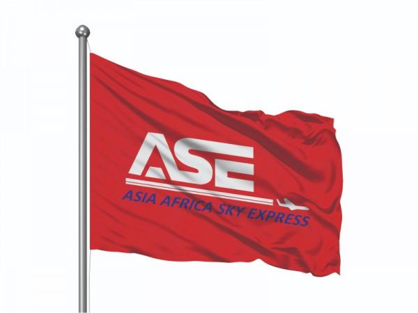 Asia Africa Sky Express Logo